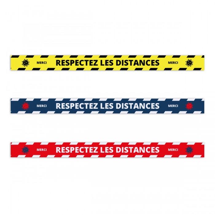sticker stop distance