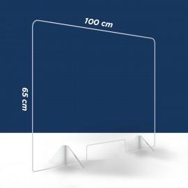Hygiaphone 100x65 cm vitre...